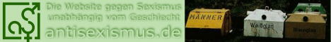 antisexismus-Banner