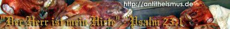Antitheismus Banner
